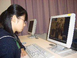 パソコンを使った教育の充実